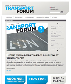 Transportforum.no